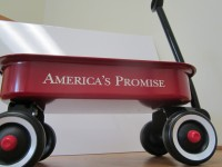 America's Promise is a national non-profit organization