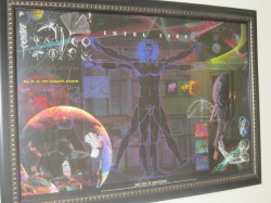 1997 Intel ISEF poster