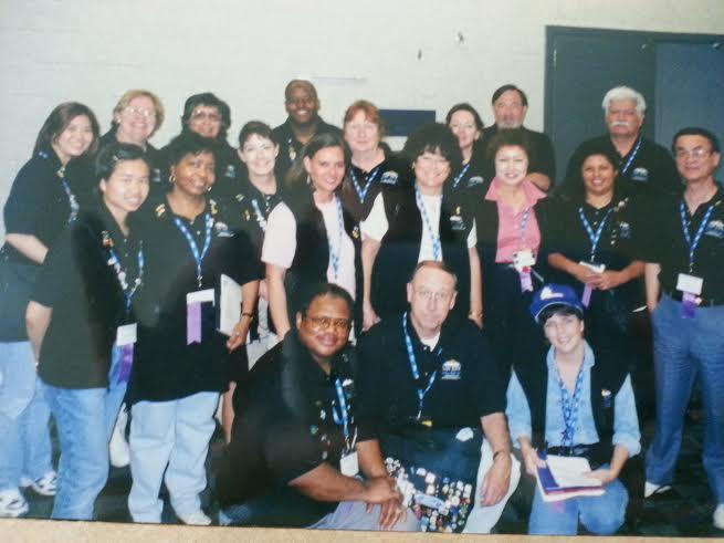 Inte ISEF 2001 host committee